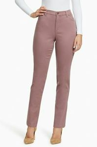 Gloria Vanderbilt Amanda Straight Leg Jeans 16